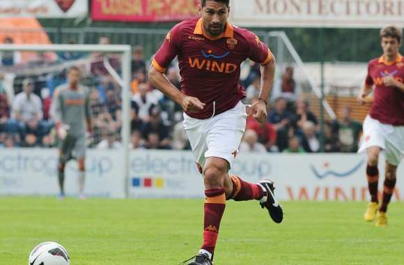 Borriello au Genoa
