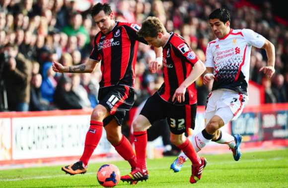 Bournemouth/Liverpool, FA Cup, janvier 2014