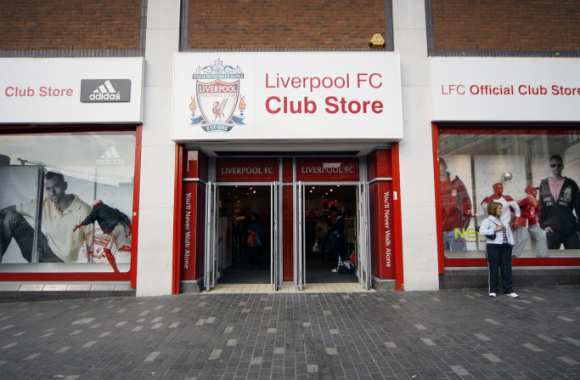 Boutique du Liverpool FC