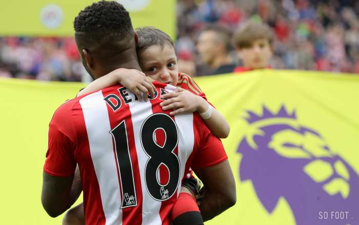 Bradley Lowery primé aux BBC Sports Personality of the Year 2017