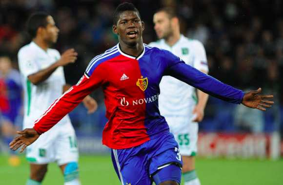 Breel Embolo, un blase, un talent.