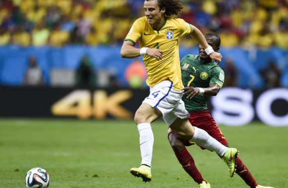 Brésil : David Luiz incertain