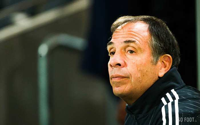 Bruce Arena, made in America