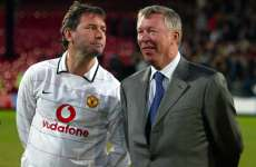 Bryan Robson et Sir Alex