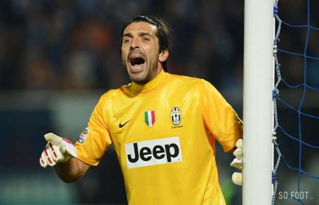 Buffon va prolonger