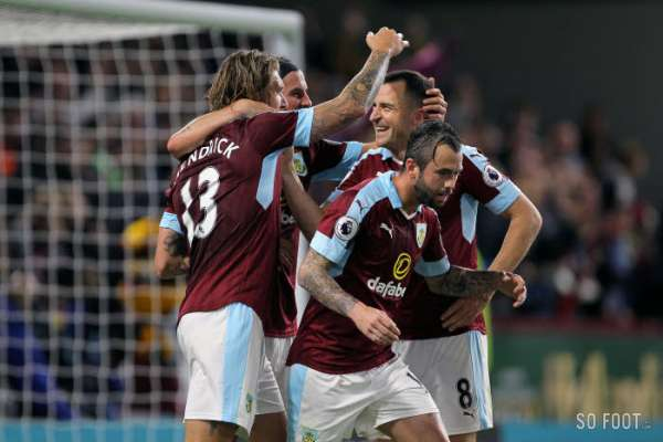 Burnley se donne un peu d'air face à Watford