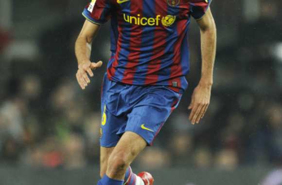 Busquets tance le Real