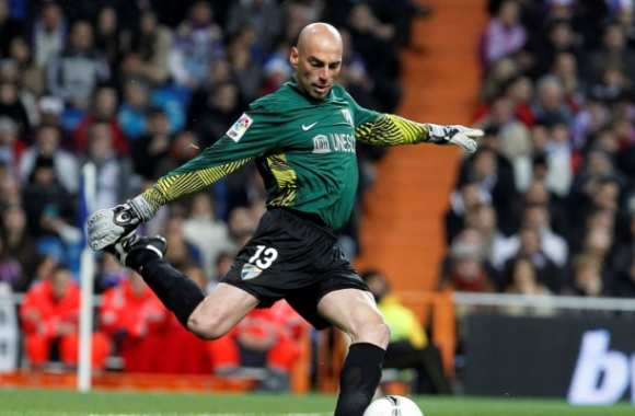 Caballero vers Manchester City