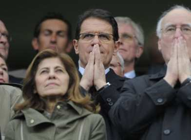 Cambridge soutient Capello