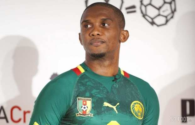 Cameroun qualifi�, Eto'o retrait�
