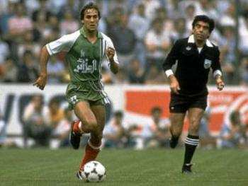 CAN : Le lucide Madjer