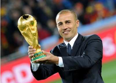 Cannavaro se la coule douce