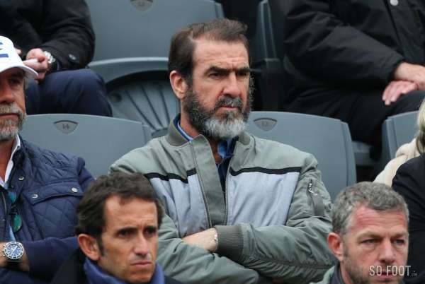 Cantona fan du Sporting Portugal