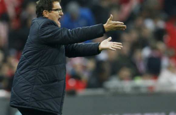 "Capello : ""Bonne chance"""