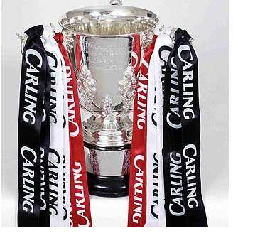 Carling Cup - Tirage Quarts