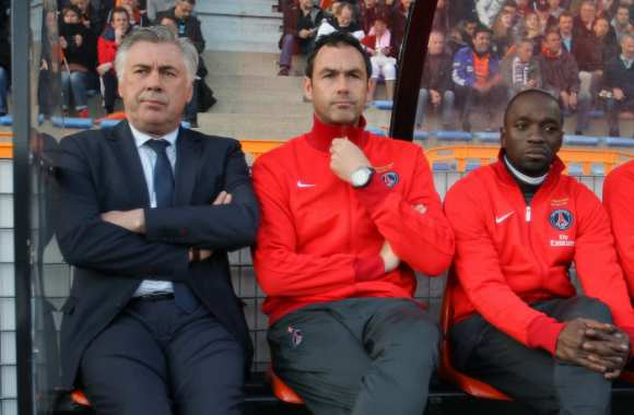 Carlo, Paul et Claude.