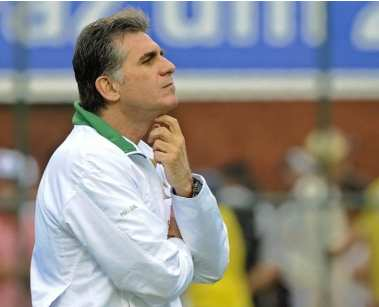 Carlos Queiroz sanctionné ?