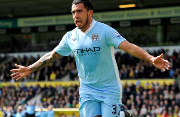 Carlos Tevez (Man City)
