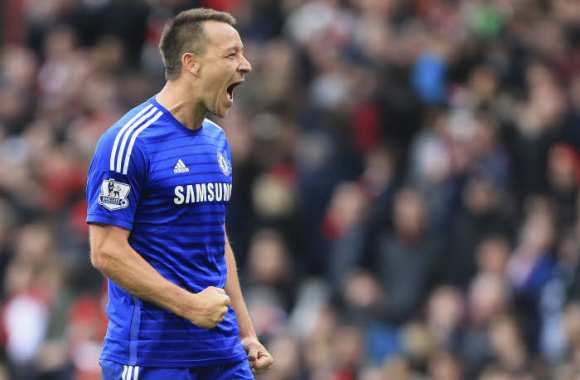 Carragher encense Terry
