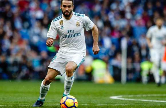 Carvajal suspendu face à Paris
