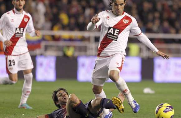 Casado (Rayo Vallecano)