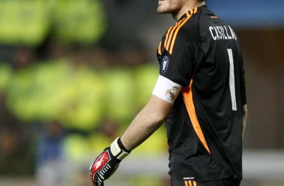 Casillas, 500ème