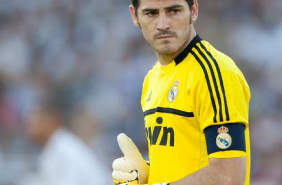 Casillas a 30 ans
