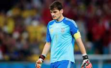 Casillas, plus Iker que San