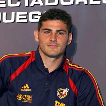 Casillas ronchonne