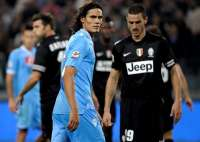 Cavani d�truit l'Inter