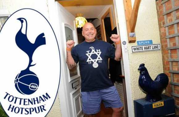 Ce cher Mr White Hart Lane