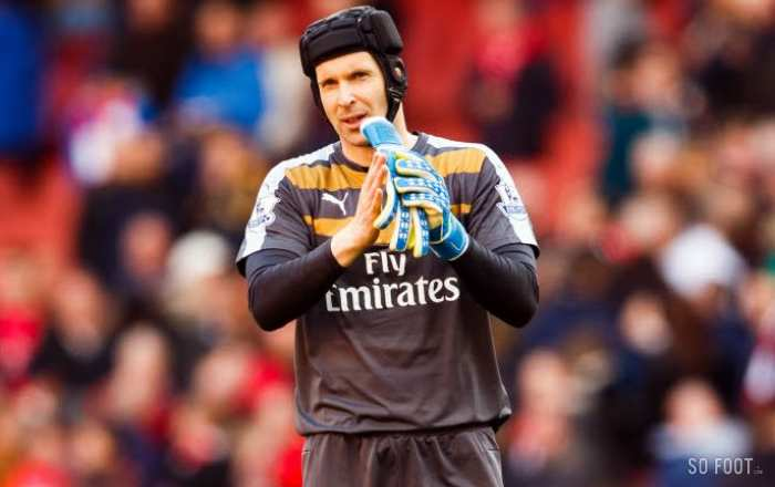 Čech « Golden Glove » de la Premier League