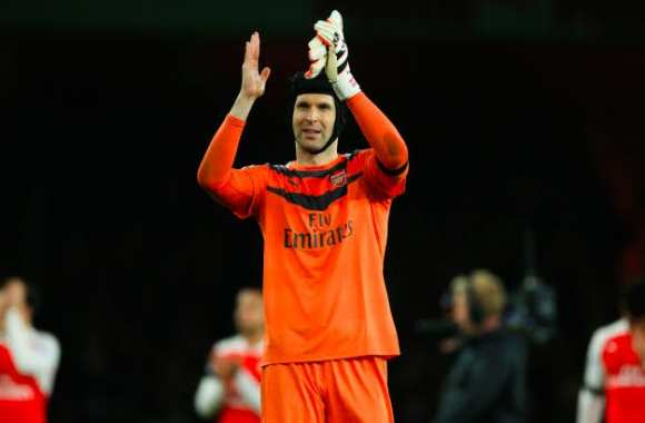 Cech, recordman de clean sheets en Premier League