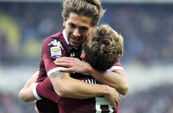 Cerci, Immobile, histoire d'amour turinoise