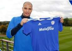 Chamakh rejoint Cardiff City
