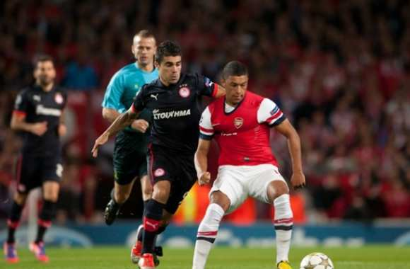 Chamberlain : « Arsenal plus fort sans Van Persie »
