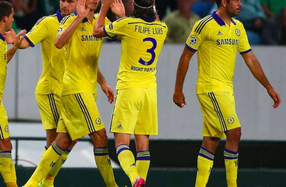 Chelsea assure le minimum, Porto s'en sort bien