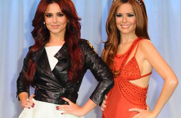Cheryl Cole rencontre son double