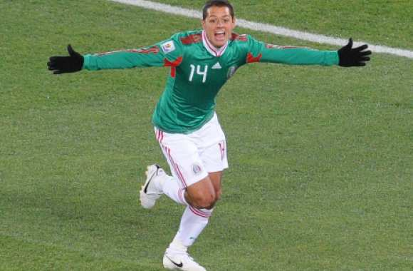 Chicharito aime la France