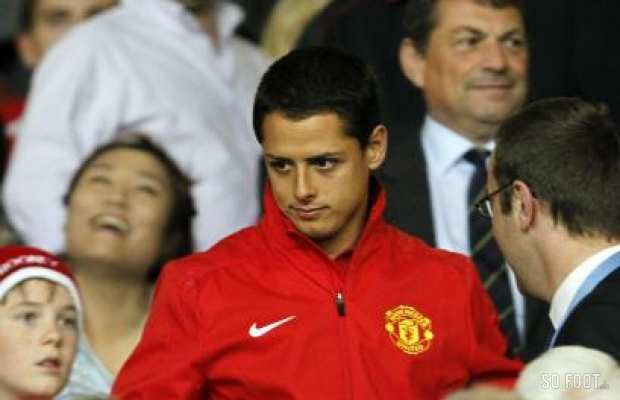 Chicharito joker de luxe et plus si affinit�s