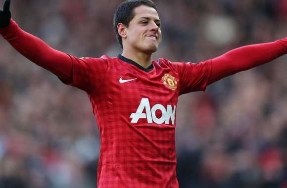 Chicharito (Manchester United)