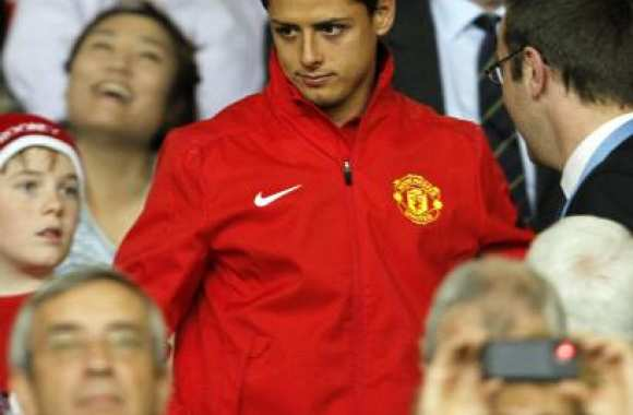 Chicharito prolonge cinq ans