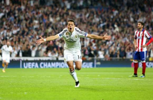 Chicharito qualifie les Merengues