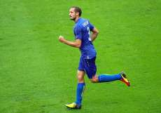 Chiellini : « On a réussi à voler le ballon »