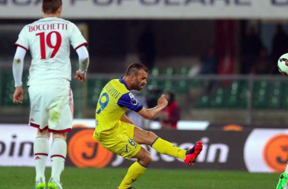 Chievo 0, Milan 0, spectacle 0