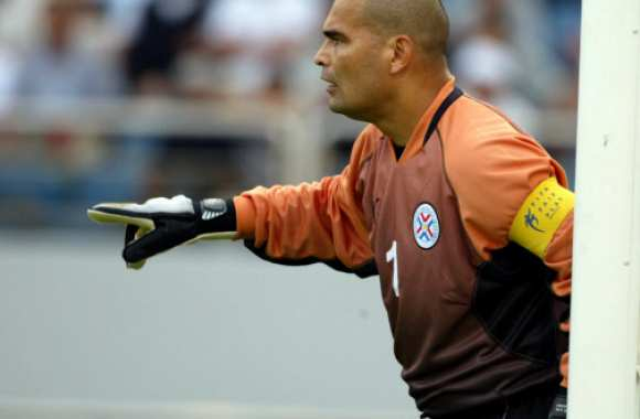 Chilavert dégomme la France