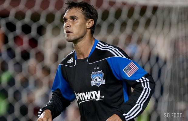 Chris Wondolowski, l'air l�g�rement allum�