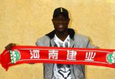 Christian Bassogog part toucher le jackpot en Chine
