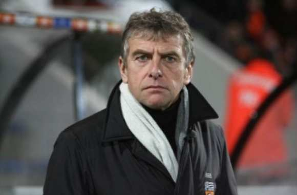 Christian Gourcuff, coach lorientais