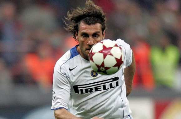 Christian Vieri époque Inter Milan